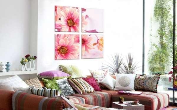 Как не ошибиться с выбором картин для дома?
