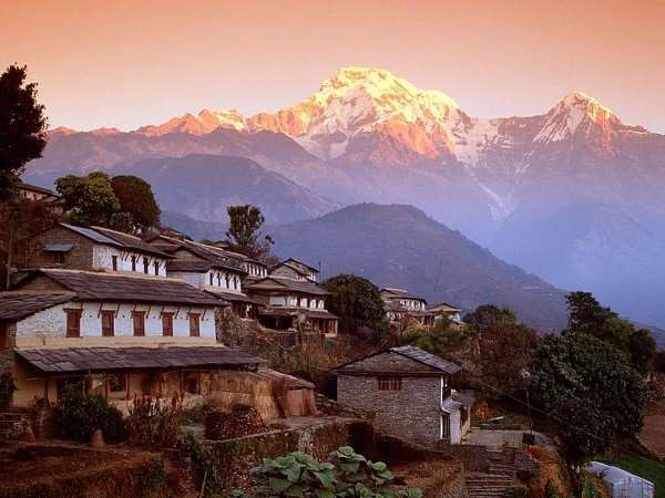 Таинственный и манящий Непал