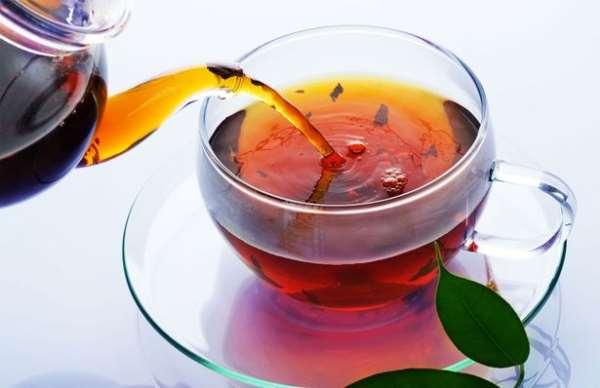 Привычный всем чай и его полезные свойства