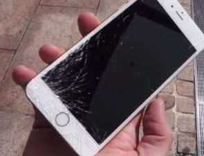 Куда обратиться если сломался айфон