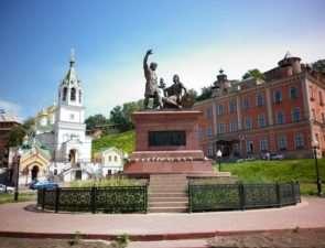 Самые интересные достопримечательности Нижнего Новгорода