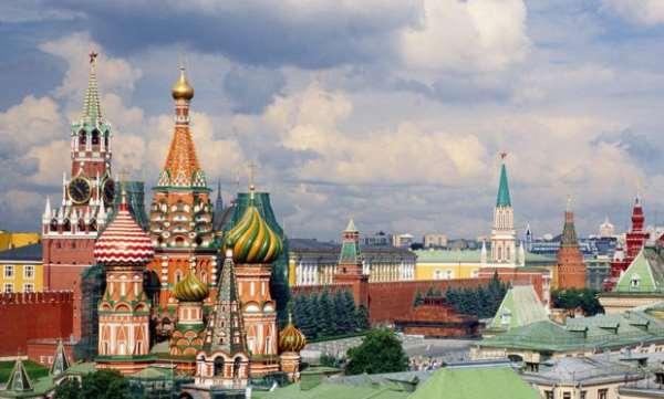 Отдых в Москве: места, обязательные для посещения