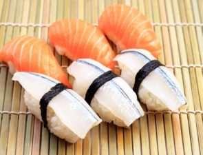 Отличия между суши и роллами