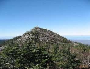 Гора Пидан эталон природной красоты