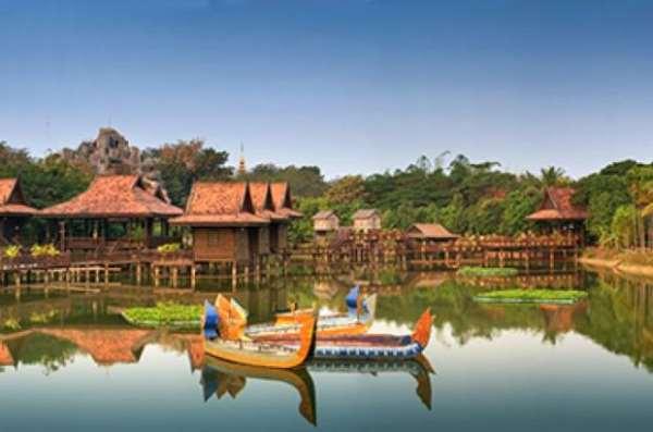 Главные достопримечательности Камбоджи