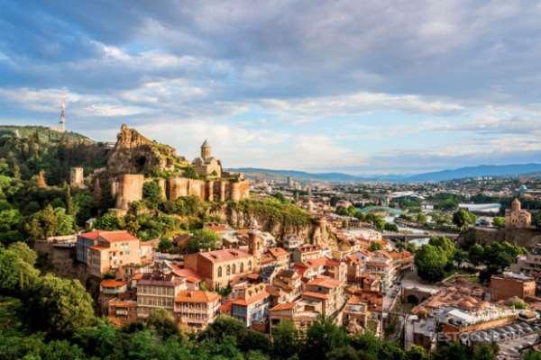 Тбилиси – лучшее место для туризма