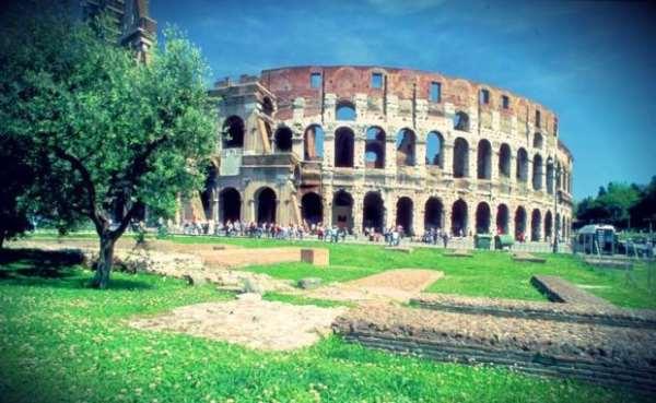 Как провести отдых в Риме вместе с детьми