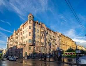 Временное проживание в Санкт-Петербурге