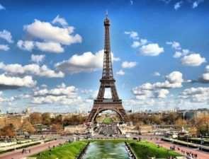 Туристические центры Франции