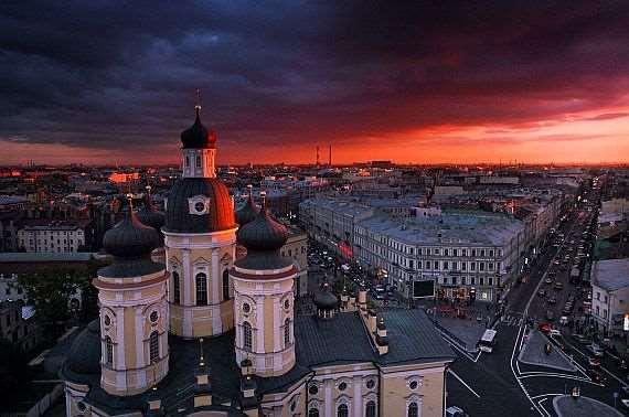 Санкт-Петербург - северная столица России