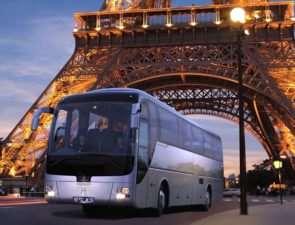 Автобусные туры по Европе: грамотный подход к отдыху