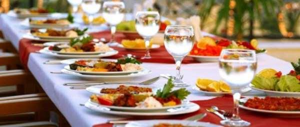 Сугубо организационные аспекты по торжеству в ресторане