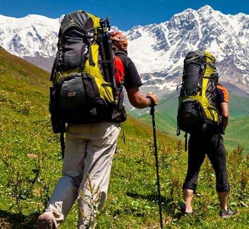 Туристическое оборудование с учетом всех требований