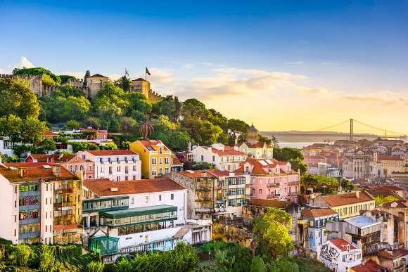 Лиссабон – город на семи холмах