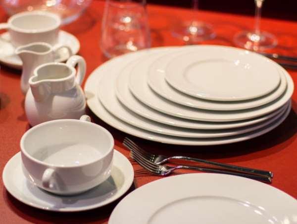 Правильный подход к выбору профессиональной посуды для ресторанов
