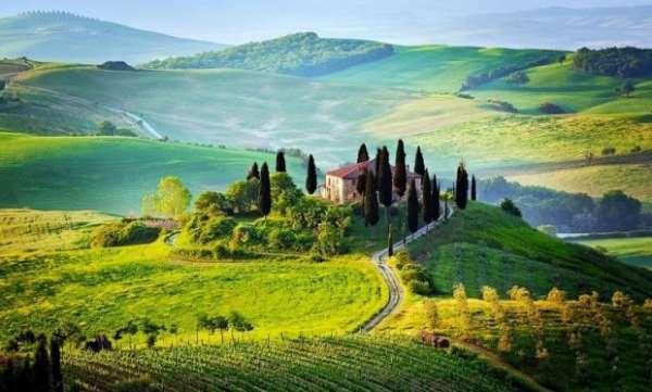 Особенности культурного отдыха в Тоскане