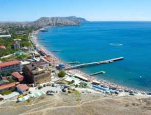 Отдых в Крыму: общее оздоровление и интересные впечатления
