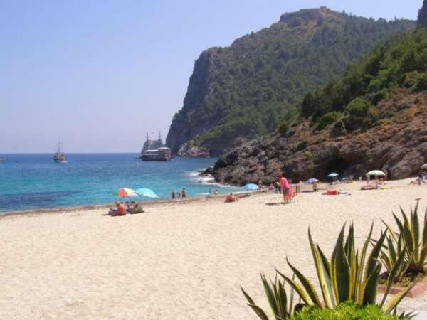 Турция – классический пляжный отдых в сочетании с высоким уровнем сервиса