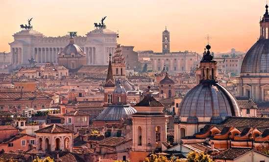 Увлекательные обзорные экскурсии по Риму