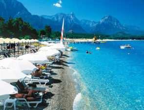 Алания – красивый курорт на юге Турции