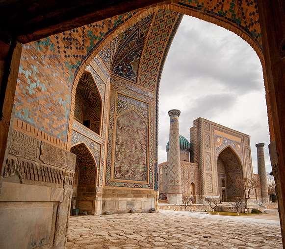 Увлекательные туры по многоликому Узбекистану