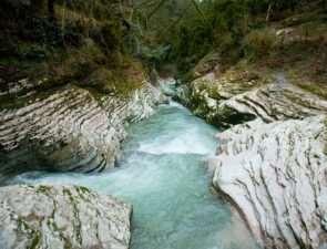 Тропа Псахо – одна из самых удивительных достопримечательностей Сочи