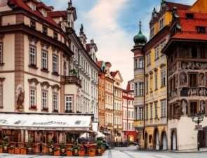 Прага – не только прогулки по старому городу