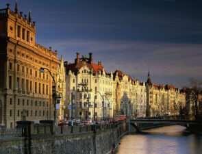 Где стоит побывать в Праге