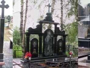 Какие существуют памятники на могилу?
