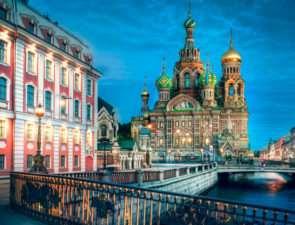 Увлекательные экскурсии по Санкт-Петербургу