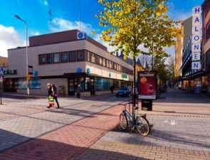 Лаппеэнранта - город шопинга и достопримечательностей