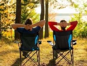 Прекрасный отдых на природе с семьей или компанией