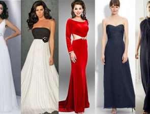 Платья для девушек: учимся правильно выбирать цвет