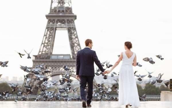 Свадьба в Париже и важнейшие нюансы бракосочетания