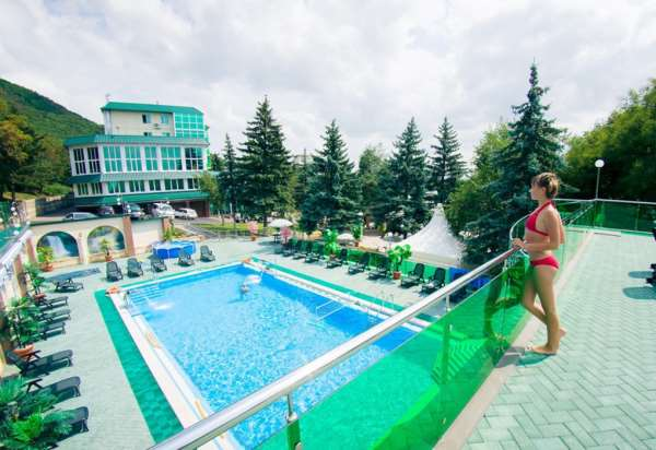 Отдых и лечение в Пятигорске