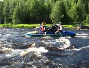 Сплав по рекам Карелии: какой маршрут лучше всего выбрать?