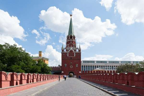 Что посмотреть в Московском кремле?