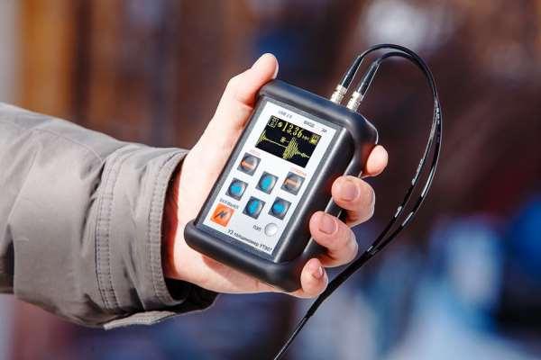 Измерение ультразвуковыми импульсами