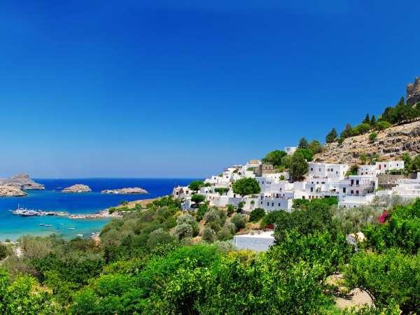 Идеальное место для отдыха - Греция