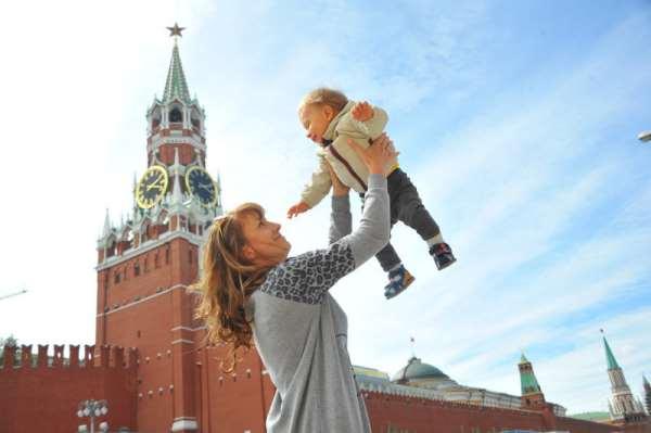 Веселый и познавательный отдых с детьми в Москве