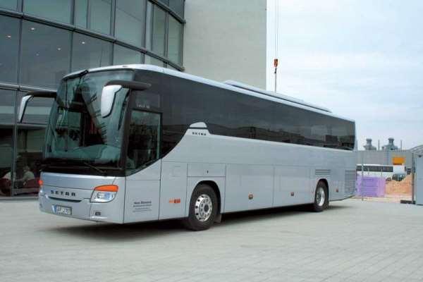 Пассажирские перевозки из Донецка в Питер