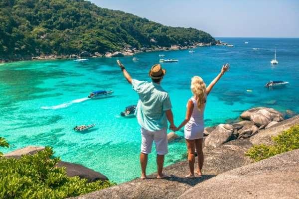 Топ 5 курортов Таиланда