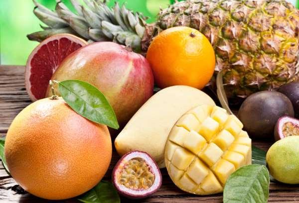 Тропические фрукты, которые обязательно стоит попробовать