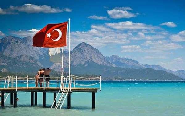 Что влечёт Российских туристов в Турцию