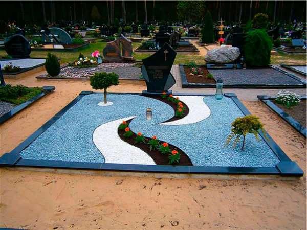 Благоустройство могил важная услуга для каждого