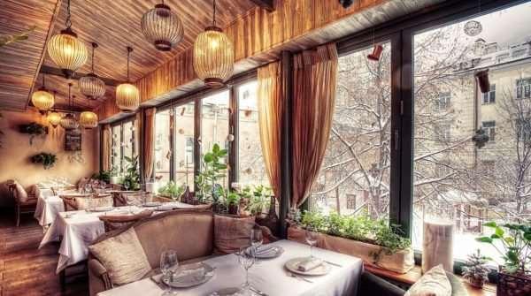 В поисках лучшего ресторана в Москве