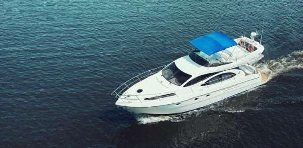 Аренда яхты – главный секрет отличного отдыха