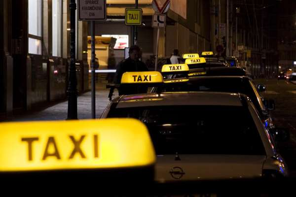 Самое безопасное и демократичное такси в Киеве