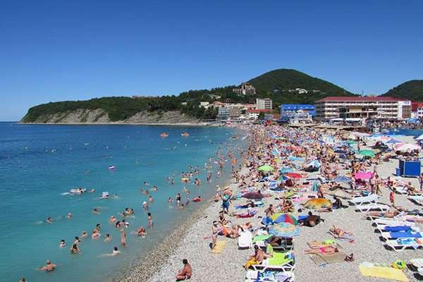 Лучшие молодежные курорты Черного моря