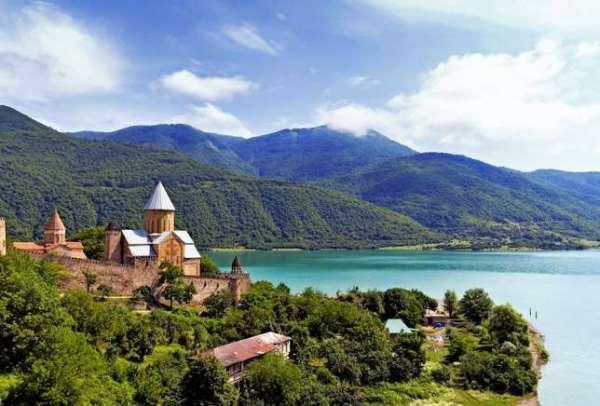 Туризм в Грузии – самые красивые достопримечательности страны